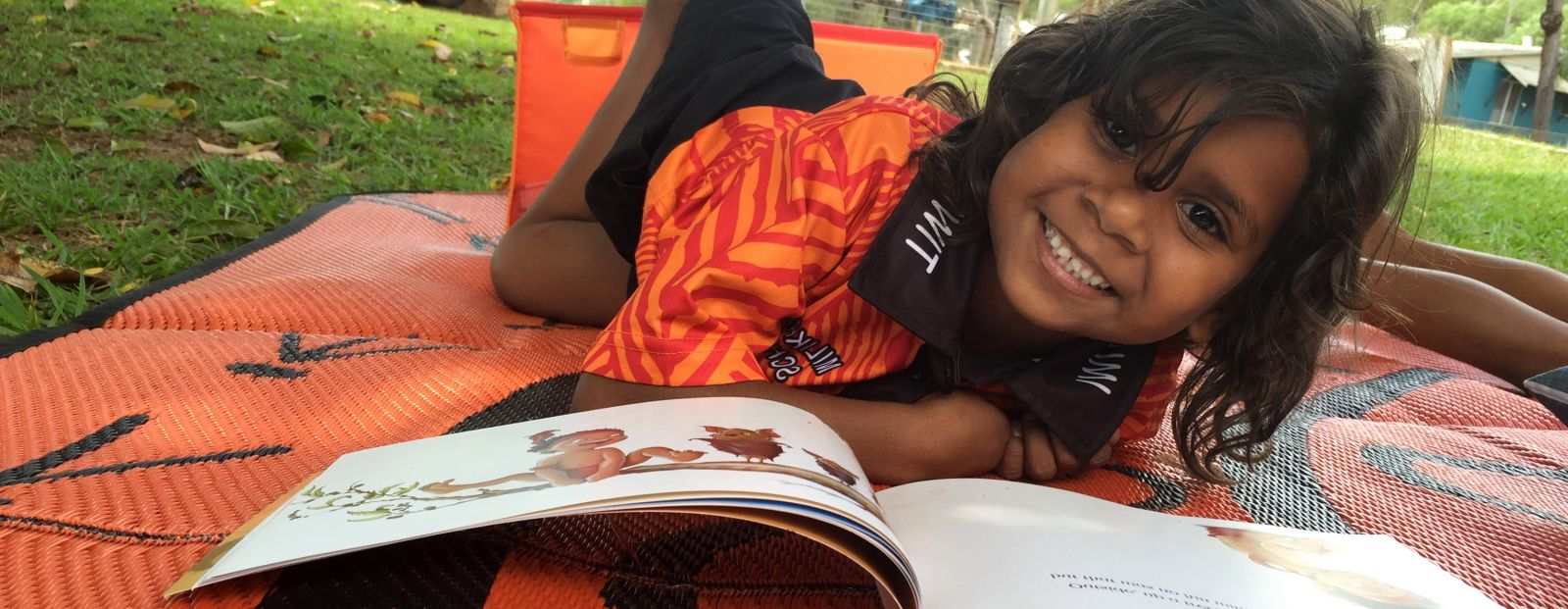 I just helped build literacy in remote Indigenous Australia and you can too!
