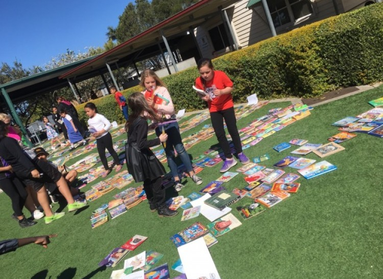 Boosting Literacy with a Book Bonanza!