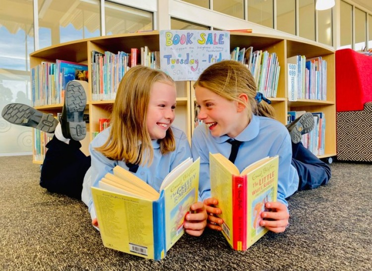 Celebrating A Love Of Reading for All