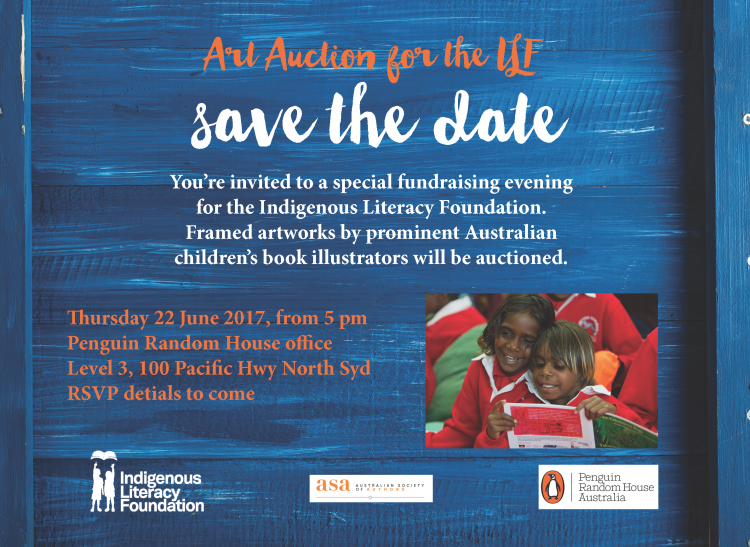 Art Auction Fundraiser - SAVE THE DATE