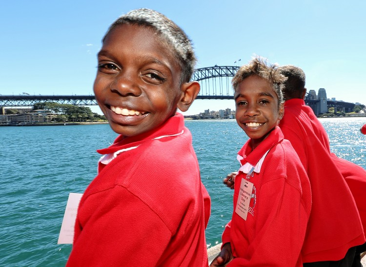 Indigenous Literacy Day at Sydney Opera House