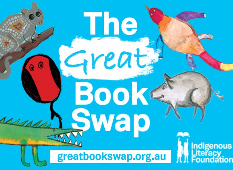 The Great Book Swap is back!