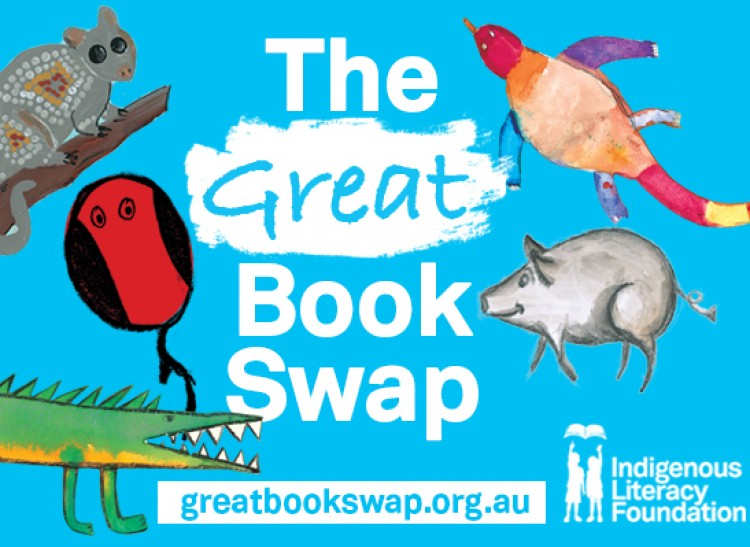 The Great Book Swap is open for registrations!