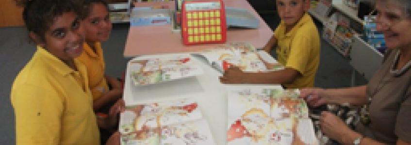 From Community: An award-winning library program in Cunnamulla, where literacy levels are dire
