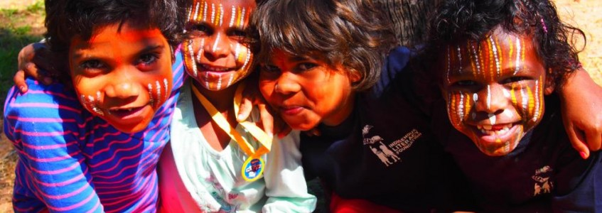 Budding authors on the Tiwi Islands