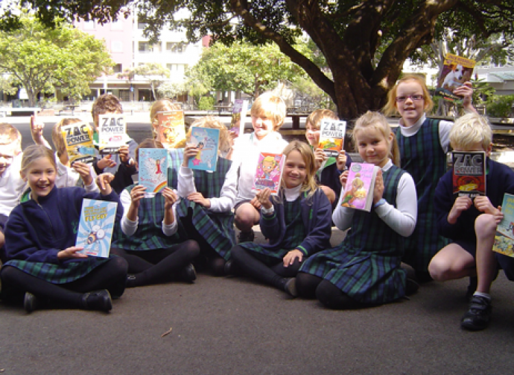 Register your school for the Great Book Swap