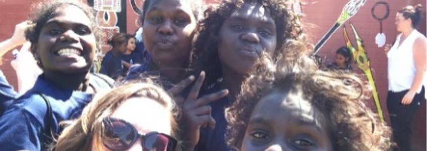 Hachette Australia's Louise Sherwin-Stark reflects on Tiwi Island Trip