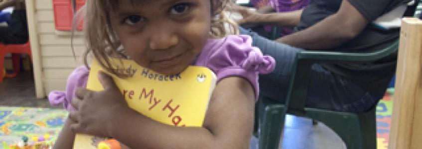 Celebrating Indigenous Literacy Day 2013