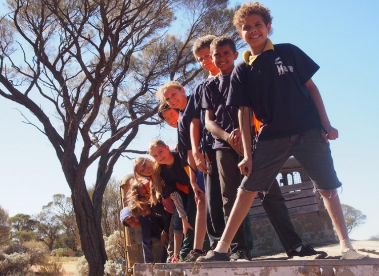 CREATING YOUNG WRITERS IN REMOTE AUSTRALIA