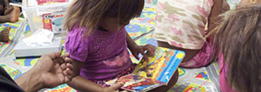 Early literacy project:  new books, new translations