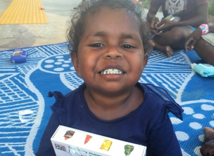 Celebrating Indigenous Literacy Day the Pormpuraaw Way