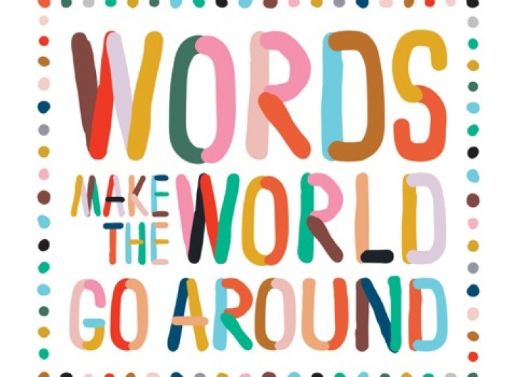 'Words Make the World Go Around' single on iTunes