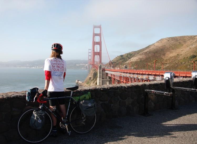 Battling Headwinds: Biking USA for Racial Justice