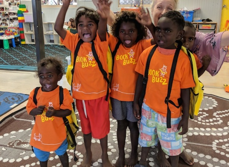 Nhulunbuy kids write groundbreaking new book in Yolgnu Matha