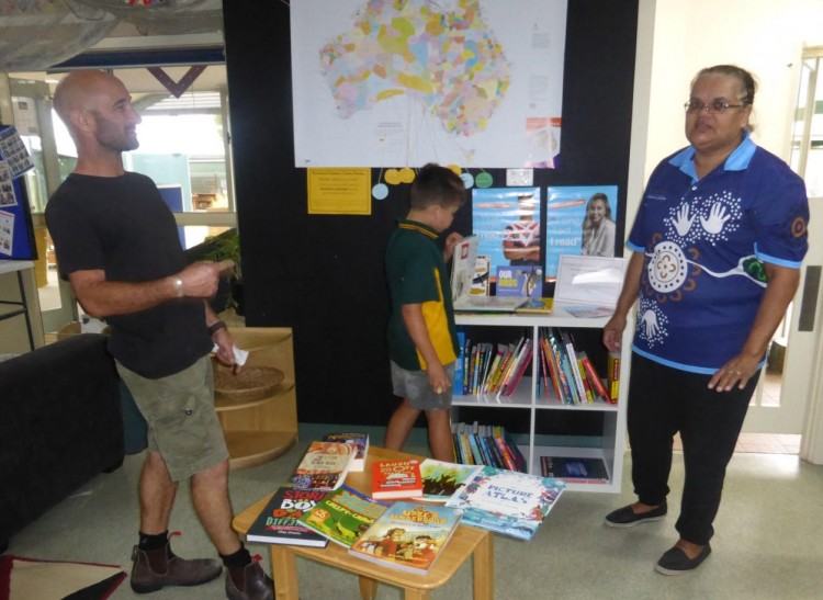 Families Not Missing Out on Books Despite the Pandemic