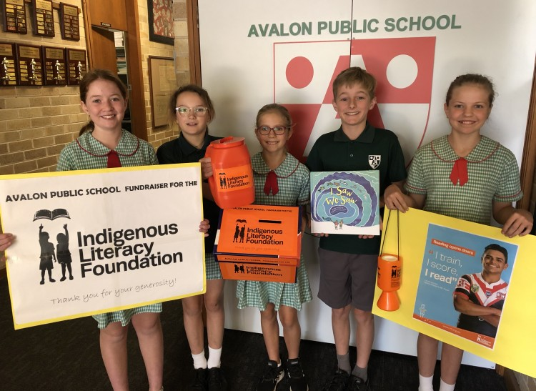 Jelly Cups and Fun Runs: How Avalon Public is helping Indigenous literacy