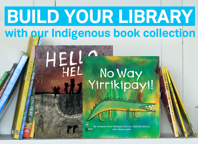 Building your Library's Indigenous Book Collection