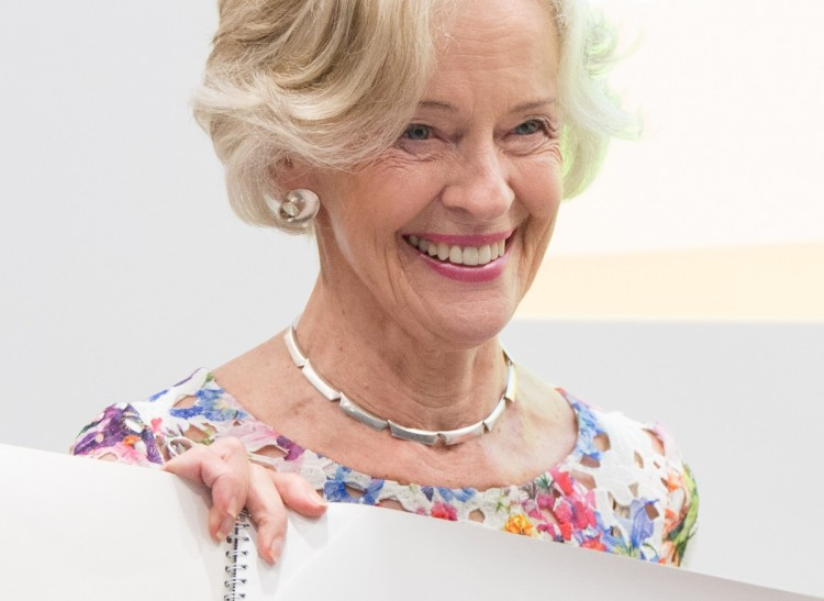 Quentin Bryce launches Great Book Swap in Brisbane