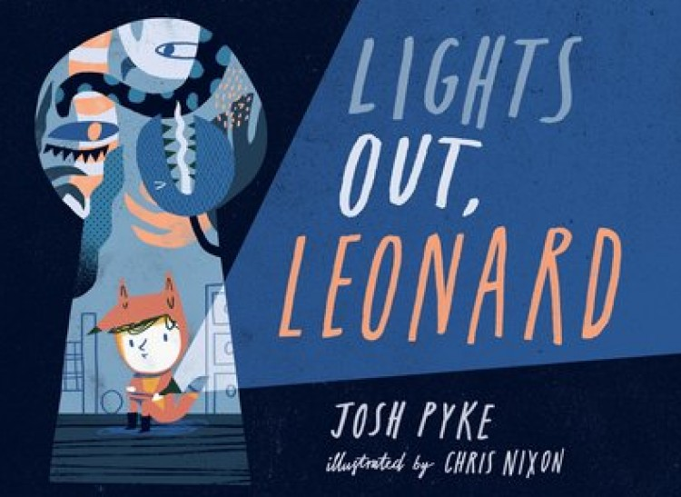 Light Up for Josh Pyke's first childrens book!